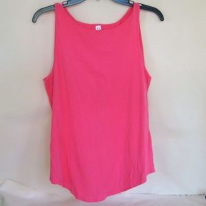 Under Armour Hot Pink Open Back Tank